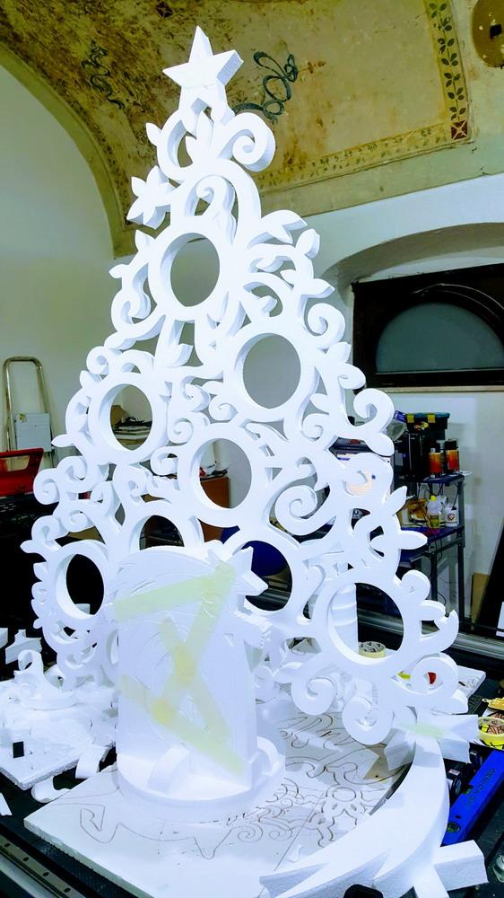 Addobbi natalizi eps polistirolo gemica design for Oggetti per la casa on line